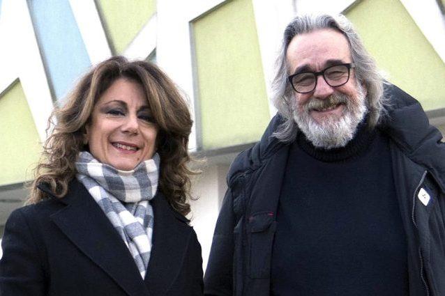 Graziella Pellegrini e Michele De Luca. Credit: UNIMORE