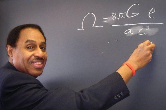 Il professor Ronald Mallett