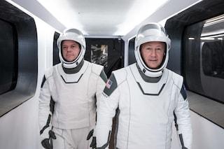 Elon Musk, entro la primavera SpaceX lancerà i primi astronauti nello spazio