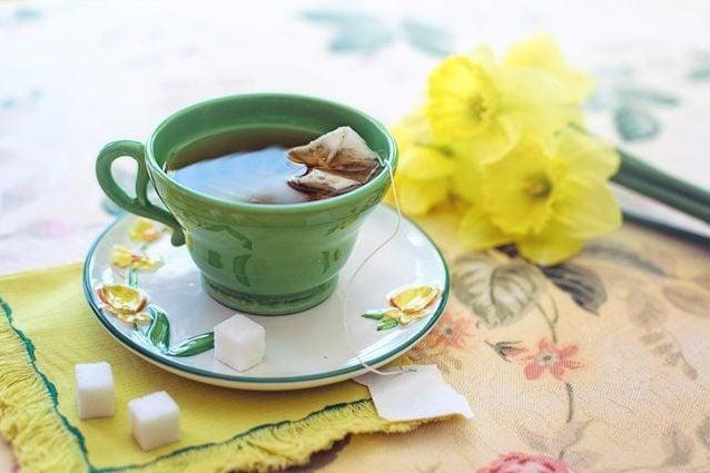 Una tazza di tè. Credit: JillWellington