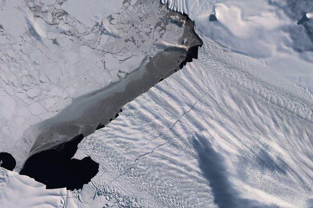 Iceberg grande come Malta si è staccato dall'Antartide