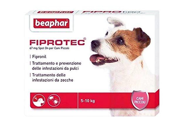 migliori antiparassitari per cani