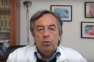"""Coronavirus, Burioni ottimista: """"Stiamo sperimentando farmaci molto promettenti"""""""