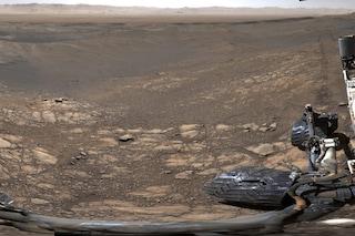 """Questo è Marte: le incredibili immagini della superficie """"aliena"""""""
