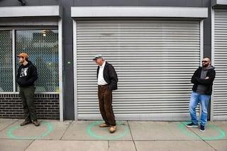 Il distanziamento sociale salva la vita: -90% di morti negli USA se fosse iniziato 2 settimane prima