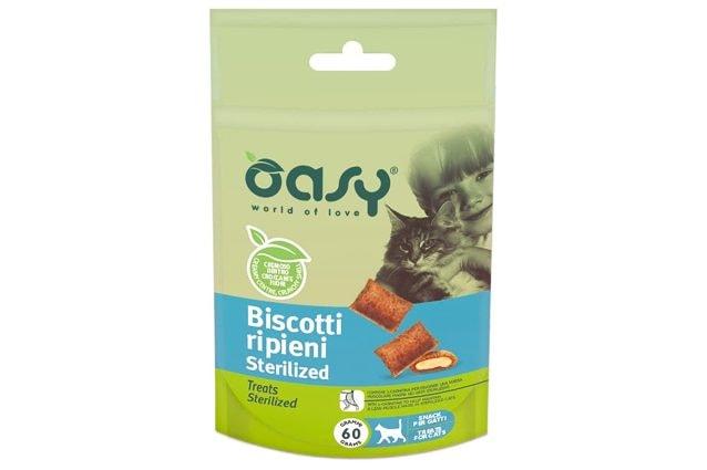 migliori snack per gatti