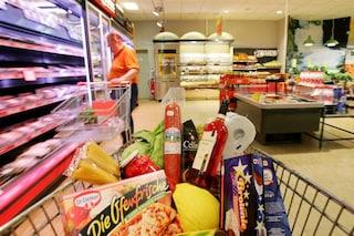 Nessun rischio significativo di contrarre il coronavirus al supermercato: la ricerca tedesca