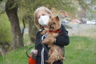 Distanziamento sociale anche per cani e gatti: la raccomandazione dell'FDA