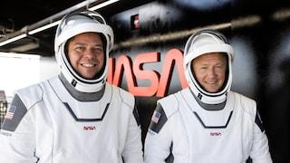 Robert Behnken e Douglas Hurley, chi sono i due astronauti della missione storica di SpaceX