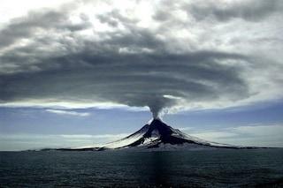Una catastrofica eruzione in Alaska ha favorito il crollo della Repubblica Romana