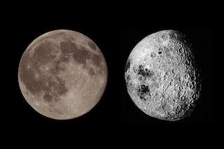 Finalmente sappiamo perché le due facce della Luna sono così diverse