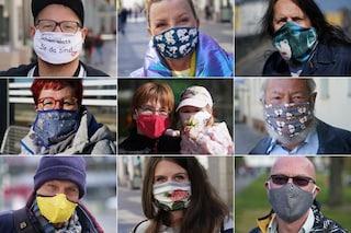 Chi non indossa la mascherina è più ansioso, depresso e solo