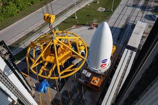 Conto alla rovescia per la nuova missione della Nasa su Marte: il lancio autorizzato per giovedì