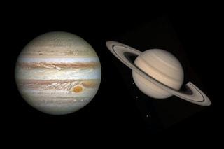 """Sono arrivate le """"Notti dei Giganti"""": come e dove ammirare gli splendidi Giove e Saturno"""