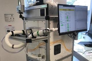 Questo dispositivo rileva il coronavirus dal respiro in pochi secondi, come un etilometro