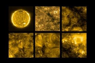 """La superficie del Sole è costellata da """"falò"""": ecco le immagini più ravvicinate di sempre"""