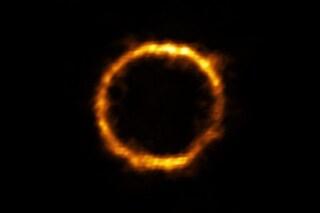 Questo anello di fuoco è la galassia dell'Universo primordiale più simile alla Via Lattea