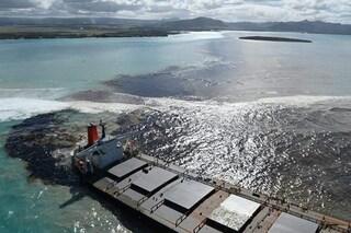 Disastro petrolifero Mauritius, perché gli abitanti si stanno tagliando i capelli per combatterlo