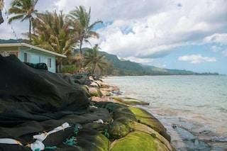 Il 40% delle spiagge di un'isola delle Hawaii rischia di essere perso prima del 2050