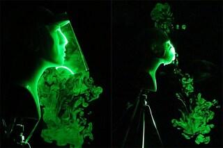 Un video dimostra che visiere e mascherine con valvole sono inefficaci nel bloccare le goccioline