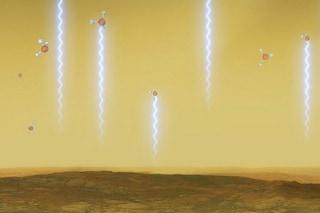 Cos'è la fosfina, il composto che suggerisce la presenza di vita su Venere