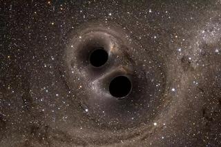 """Potentissima onda gravitazionale generata da buchi neri """"impossibili"""": mistero nello spazio profondo"""