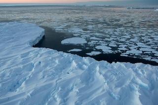 Lo scioglimento dei ghiacciai in Antartide è irreversibile, anche rispettando l'accordo sul clima