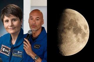 L'Italia andrà sulla Luna per la prima volta: accordo storico con la NASA