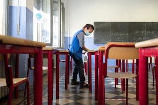 Tenere le finestre aperte in classe disperde il 70% delle particelle virali