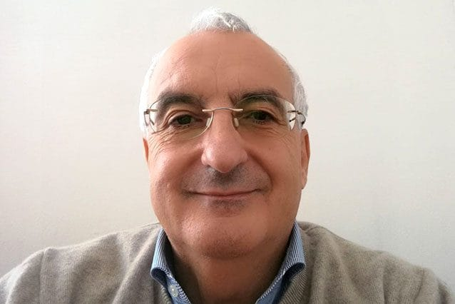 Lo psichiatra Massimo Cozza