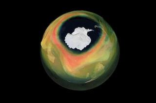 Il buco nell'ozono è diventato più grande della Russia: picco di 24 milioni di km2 a inizio ottobre