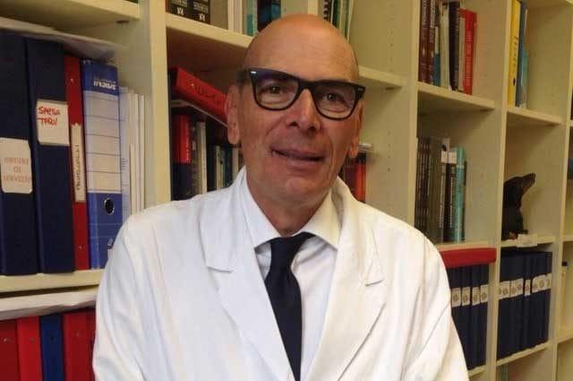 Il professore Francesco Menichetti