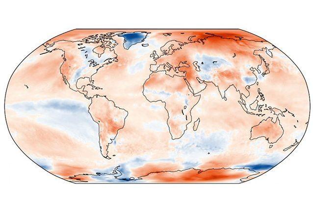Settembre 2020 da record: il più caldo mai registrato al mondo