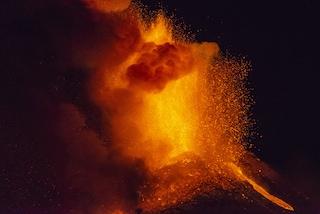 """Cosa vuol dire che il magma eruttato dall'Etna è """"primitivo"""""""