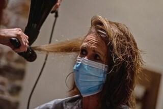 La perdita dei capelli post-Covid riguarda un paziente su cinque