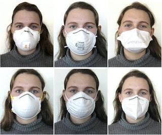 Come indossi le mascherine è più importante del materiale di cui sono fatte