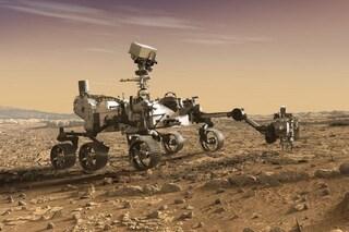 """Il rover Perseverance in arrivo su Marte stasera: perché dovrà superare i """"7 minuti di terrore"""""""