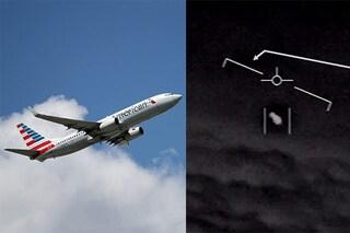 """UFO nei cieli USA: pilota di linea avvista oggetto non identificato """"lungo e cilindrico"""""""