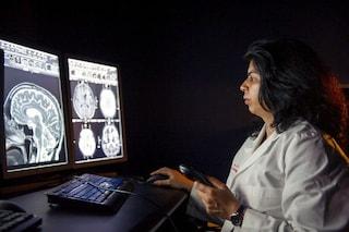 La Covid può ridurre il volume della materia grigia nel cervello