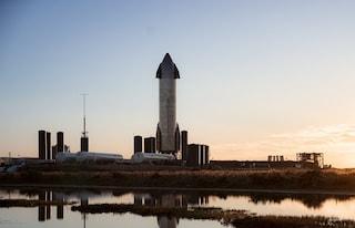 La Starship SN11 è esplosa durante l'atterraggio: fallito il nuovo test di SpaceX
