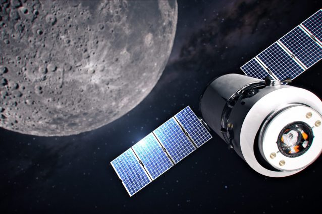 Lunar Gateway. Credit: NASA