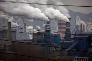 L'anidride carbonica in atmosfera ha raggiunto i livelli più alti nella storia dell'umanità