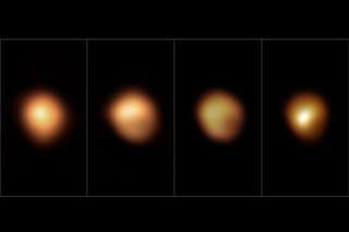 Risolto l'affascinante mistero dell'oscuramento della stella Betelgeuse