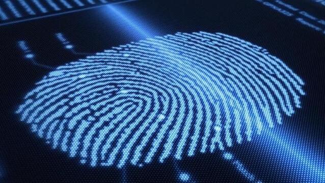 Impronte digitali touch ID Apple