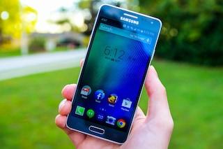 Samsung Galaxy Alpha, il primo smartphone con Gorilla Glass 4