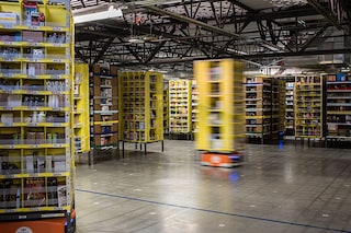Amazon, indetto un contest per favorire l'automatizzazione dei magazzini