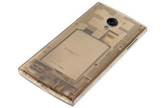 LG Fx0, il nuovo smartphone trasparente con Firefox OS [FOTO]