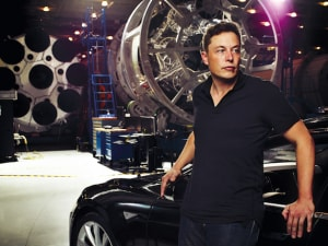Elon Musk SpaceX Internet Google