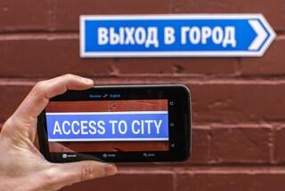 Inquadri la scritta e Google la traduce: ora può farlo con 60 nuove lingue