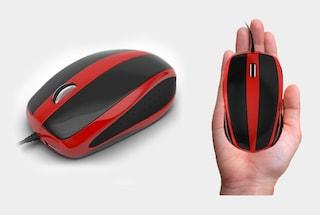 Mouse-Box, il computer in miniatura inserito all'interno di un mouse
